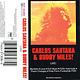 Rock/Pop Carlos Santana & Buddy Miles! - Live!
