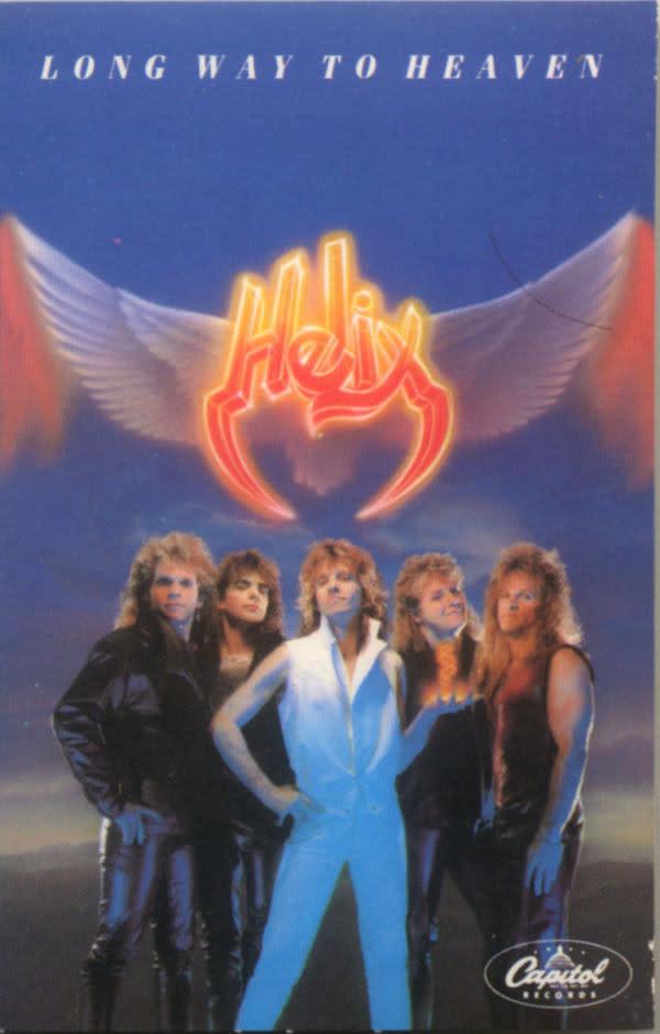 Rock/Pop Helix - Long Way To Heaven