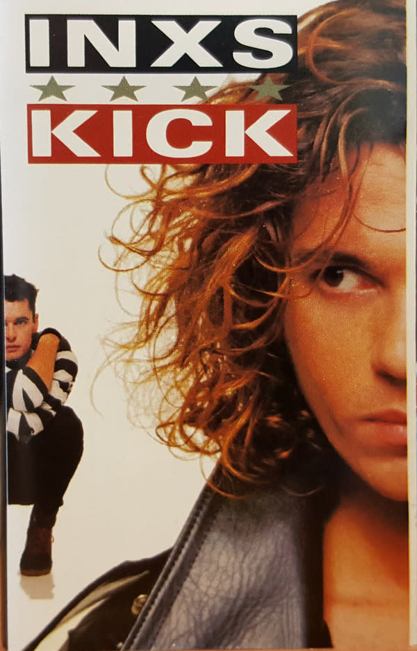 Rock/Pop INXS - Kick
