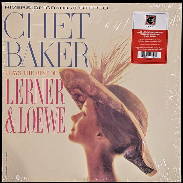 Jazz Chet Baker - Plays The Best Of Lerner & Loewe