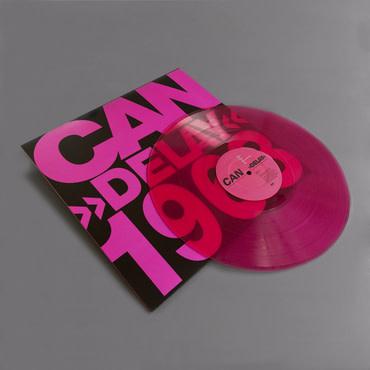 Krautrock Can - Delay 1968 (Pink Vinyl)