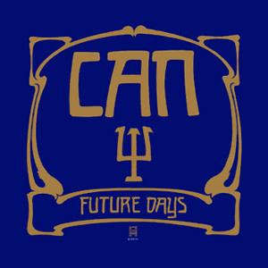 Krautrock Can - Future Days (Gold Vinyl)