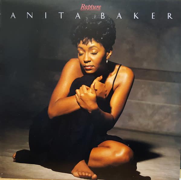 R&B/Soul/Funk Anita Baker - Rapture (VG+)