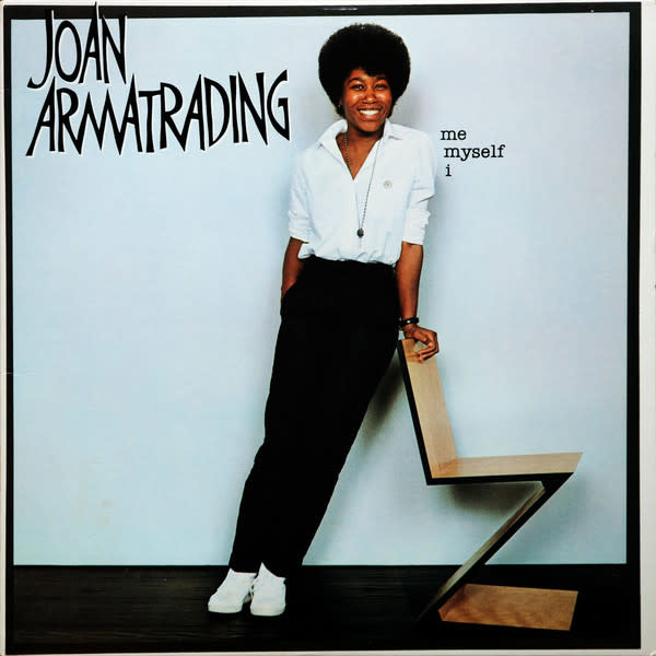 Rock/Pop Joan Armatrading - Me Myself I (VG+) (mark on B4 does not affect play)