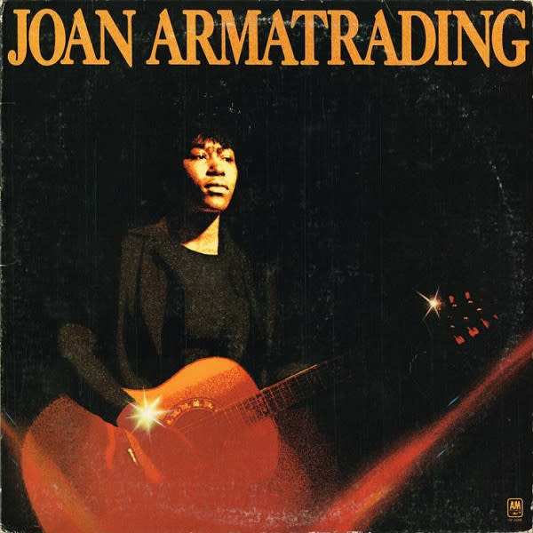 Rock/Pop Joan Armatrading - S/T (VG) (scuffs/creases on cover)