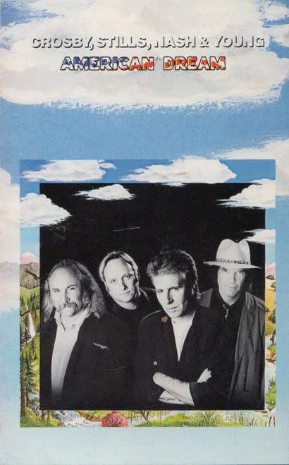 Rock/Pop Crosby, Stills, Nash & Young - American Dream