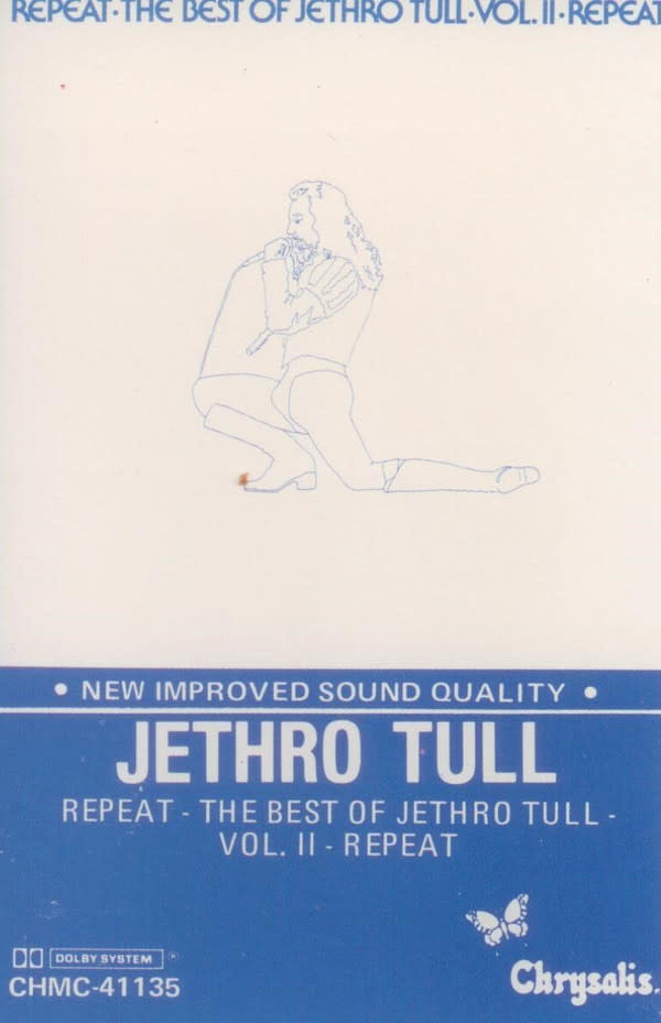 Rock/Pop Jethro Tull - Repeat - The Best Of Jethro Tull - Vol. II