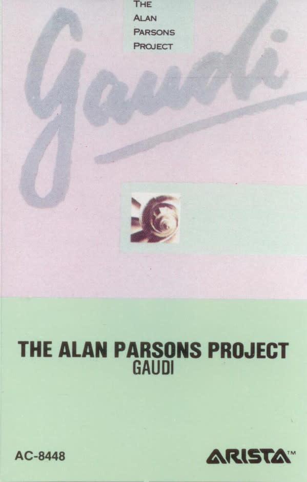 Rock/Pop Alan Parsons Project - Gaudi