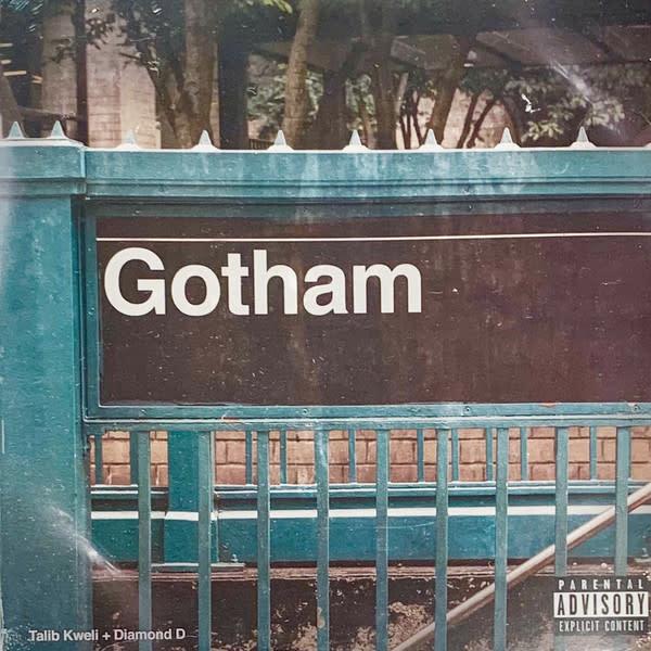 Hip Hop/Rap Gotham (Talib Kweli + Diamond D) - S/T