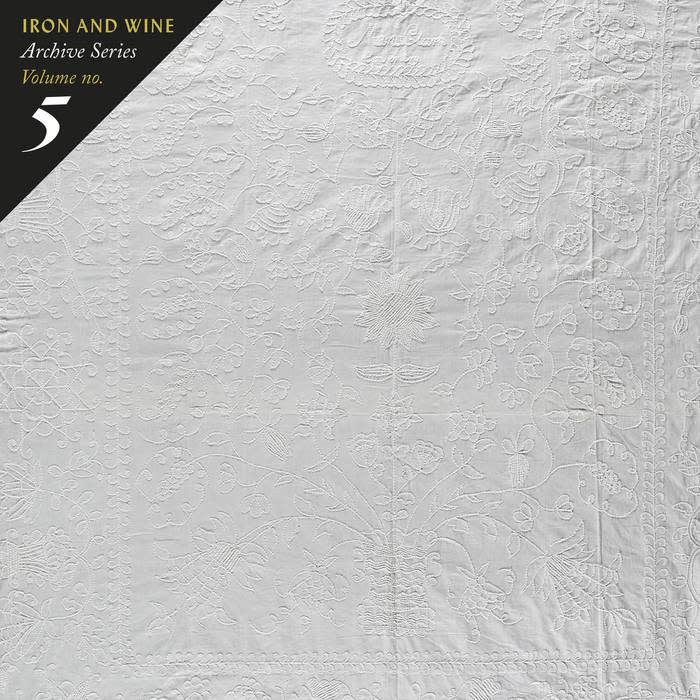 Rock/Pop Iron & Wine - Archive Series Volume No. 5: Tallahassee Recordings (Coloured Vinyl)