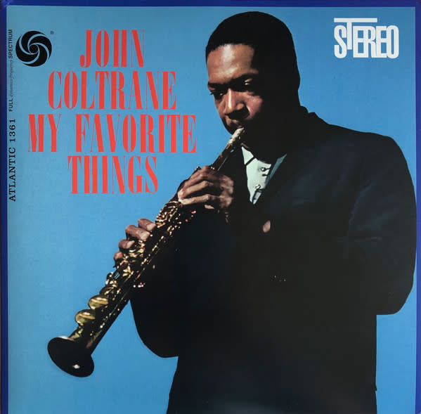 Jazz John Coltrane - My Favorite Things (2LP 45rpm, ORG)