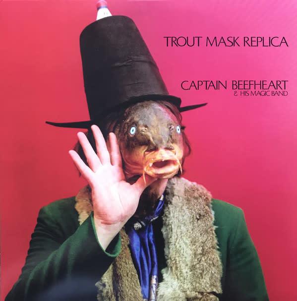 Rock/Pop Captain Beefheart & His Magic Band - Trout Mask Replica