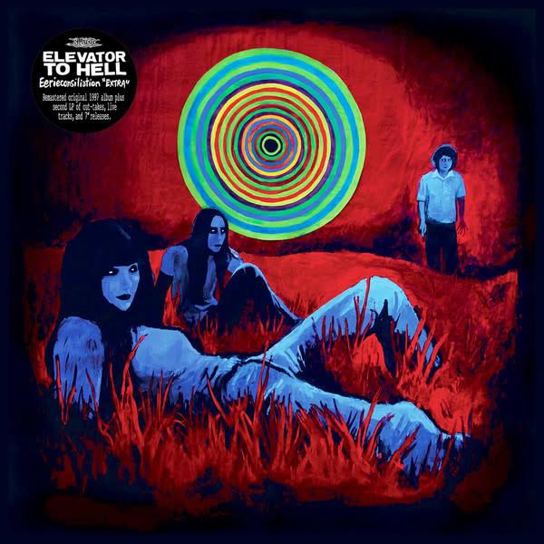 "Rock/Pop Elevator To Hell - Eerieconsiliation ""Extra"" (2LP Coloured Vinyl)"