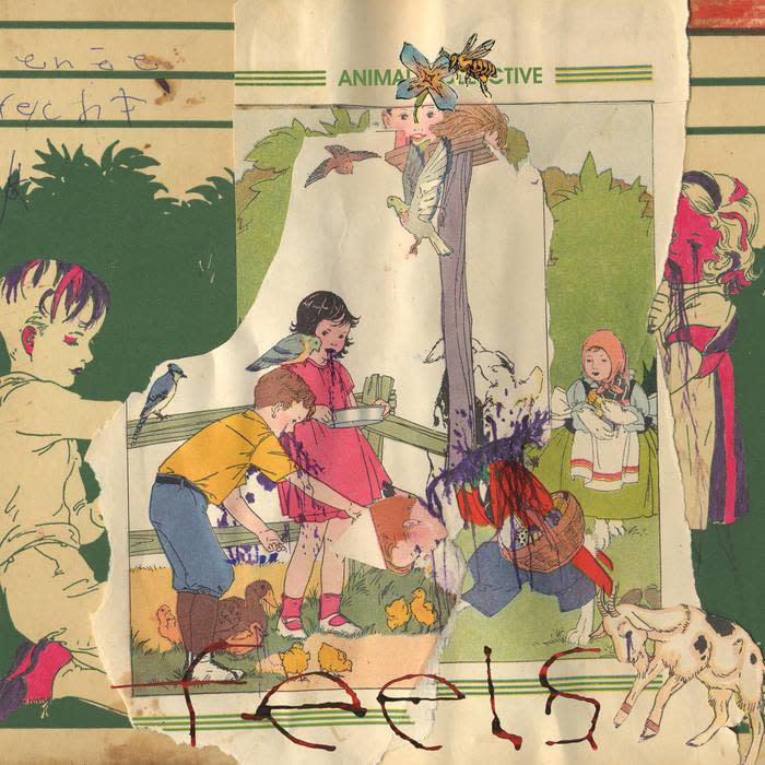 Rock/Pop Animal Collective - Feels (Domino 2021 Reissue)