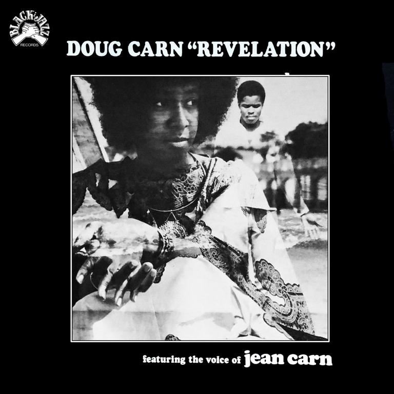 Jazz Doug Carn - Revelation feat. the Voice of Jean Carn (Orange w/Black Swirl)