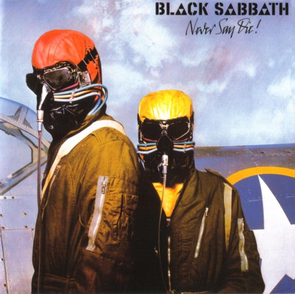 Metal Black Sabbath - Never Say Die!