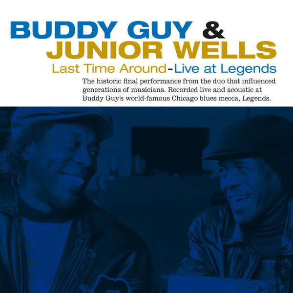 Blues Buddy Guy & Junior Wells - Last Time Around - Live At Legends (MOV)