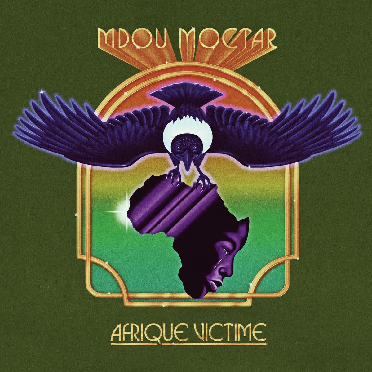 World Mdou Moctar - Afrique Victime (Purple Vinyl)