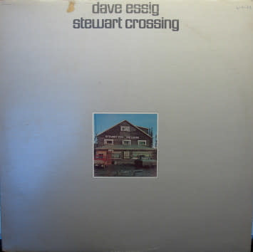 Folk/Country Dave Essig - Stewart Crossing (VG+) (sleeve has some stains/creases)