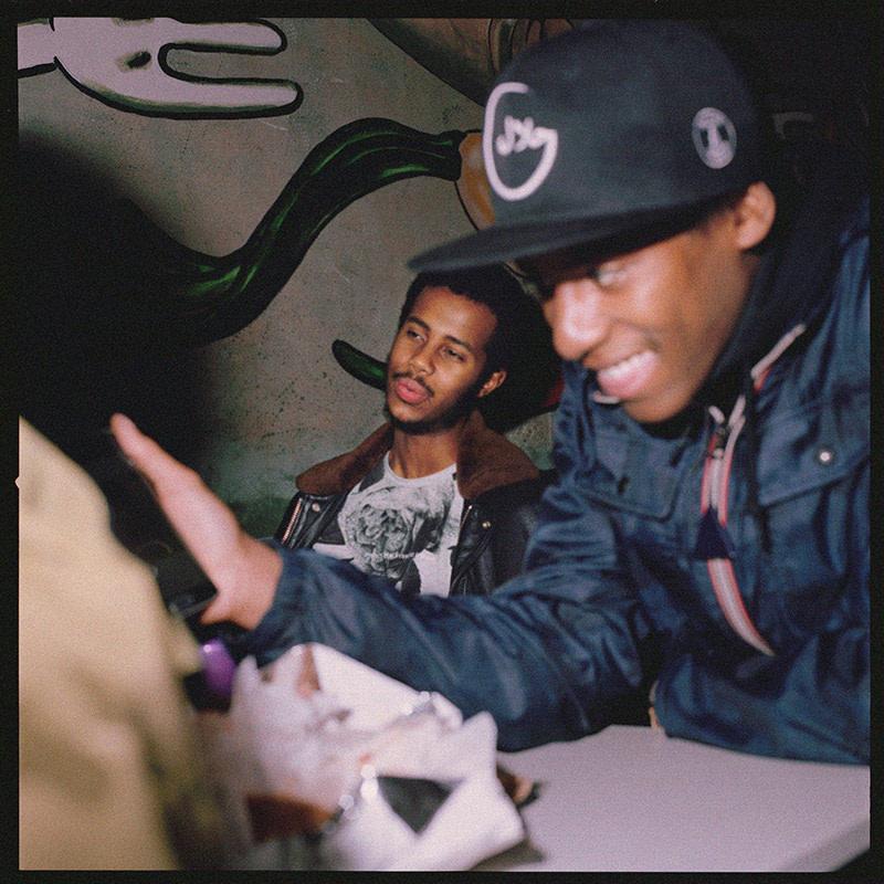 R&B/Soul/Funk Mustafa - When Smoke Rises