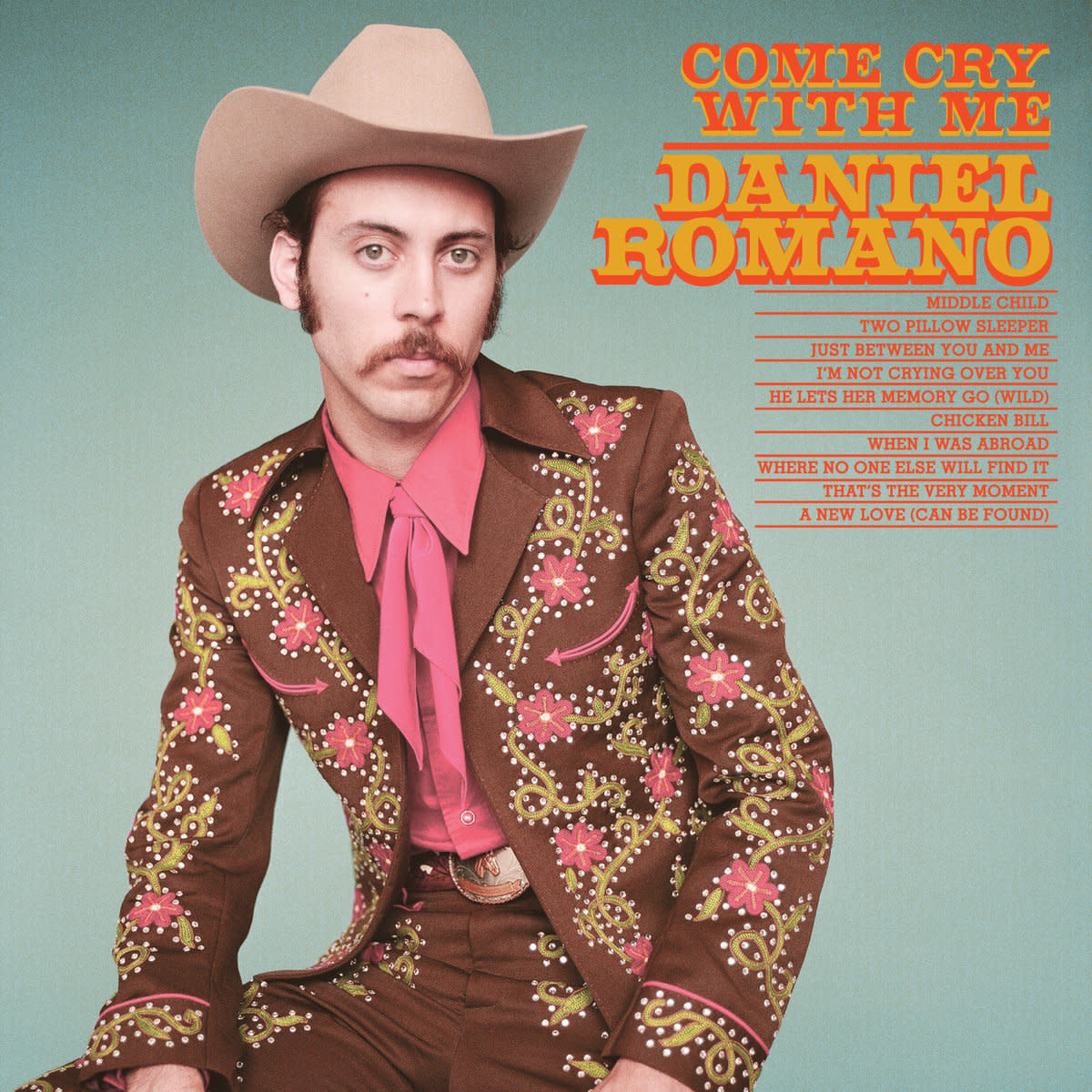 Rock/Pop Daniel Romano - Come Cry With Me (180g) (Sealed)