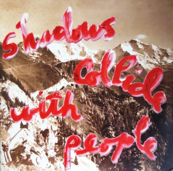 Rock/Pop John Frusciante – Shadows Collide With People (2004 Press [RE-1]) (VG+, mild corner dent, upper left)