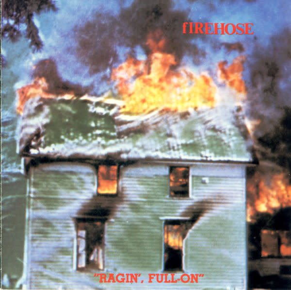 Rock/Pop fIREHOSE - Ragin', Full-On (Reissue) (VG+)