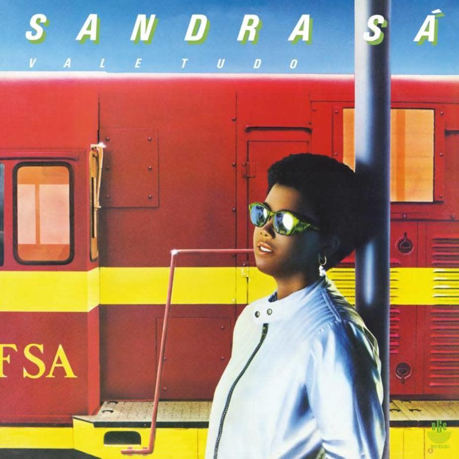 World Sandra Sá - Vale Tudo (Mr. Bongo Reissue 2021)