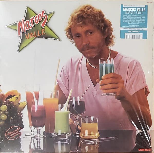 World Marcos Valle - S/T 1983 (2021 Mint Green Vinyl Mr. Bongo Reissue)