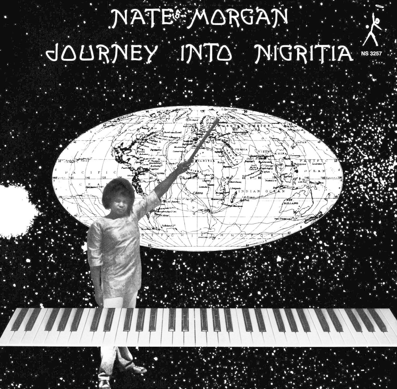 Jazz Nate Morgan - Journey Into Nigritia (Pure Pleasure Audiophile Reissue)