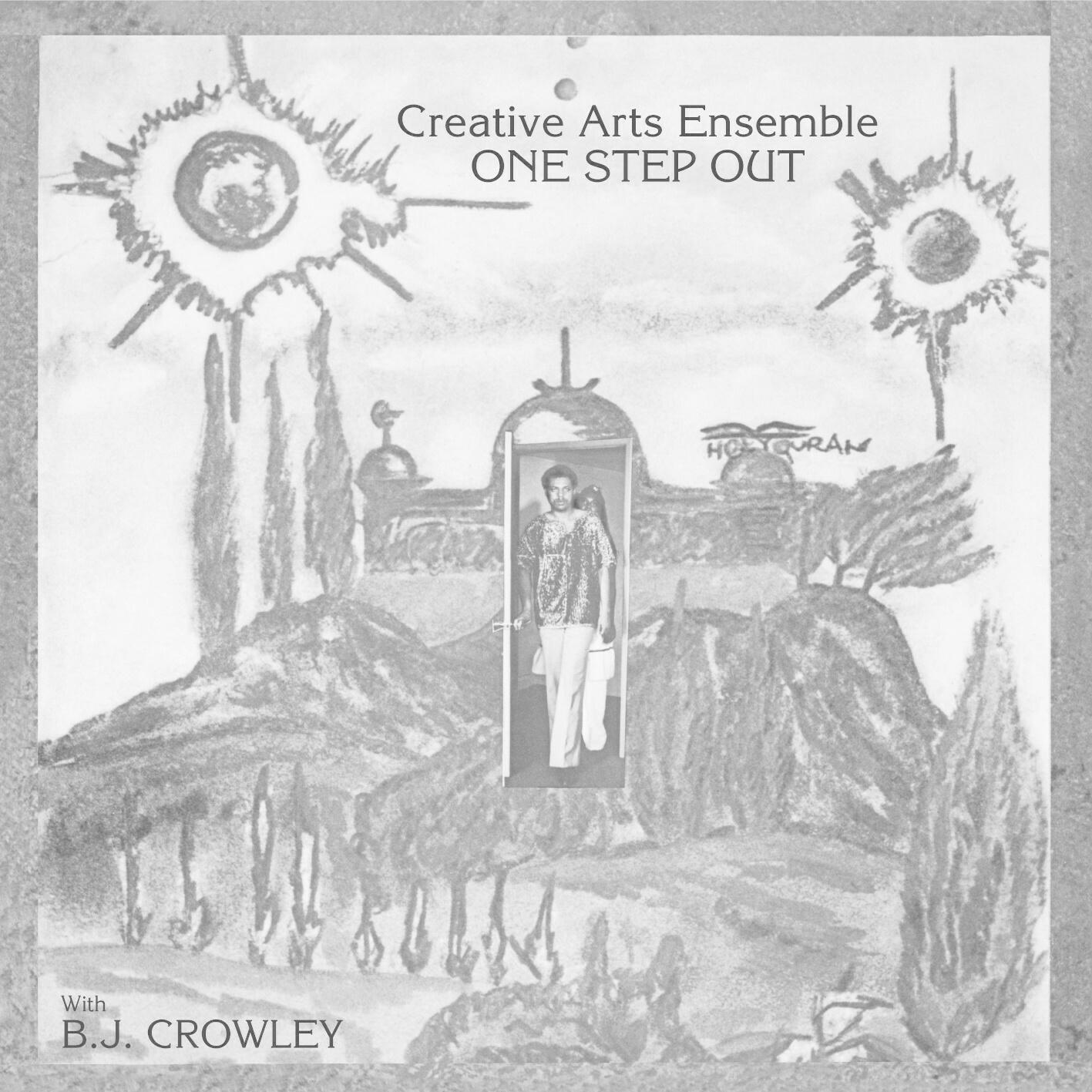 Jazz Creative Arts Ensemble - One Step Out (Pure Pleasure Audiophile Reissue)