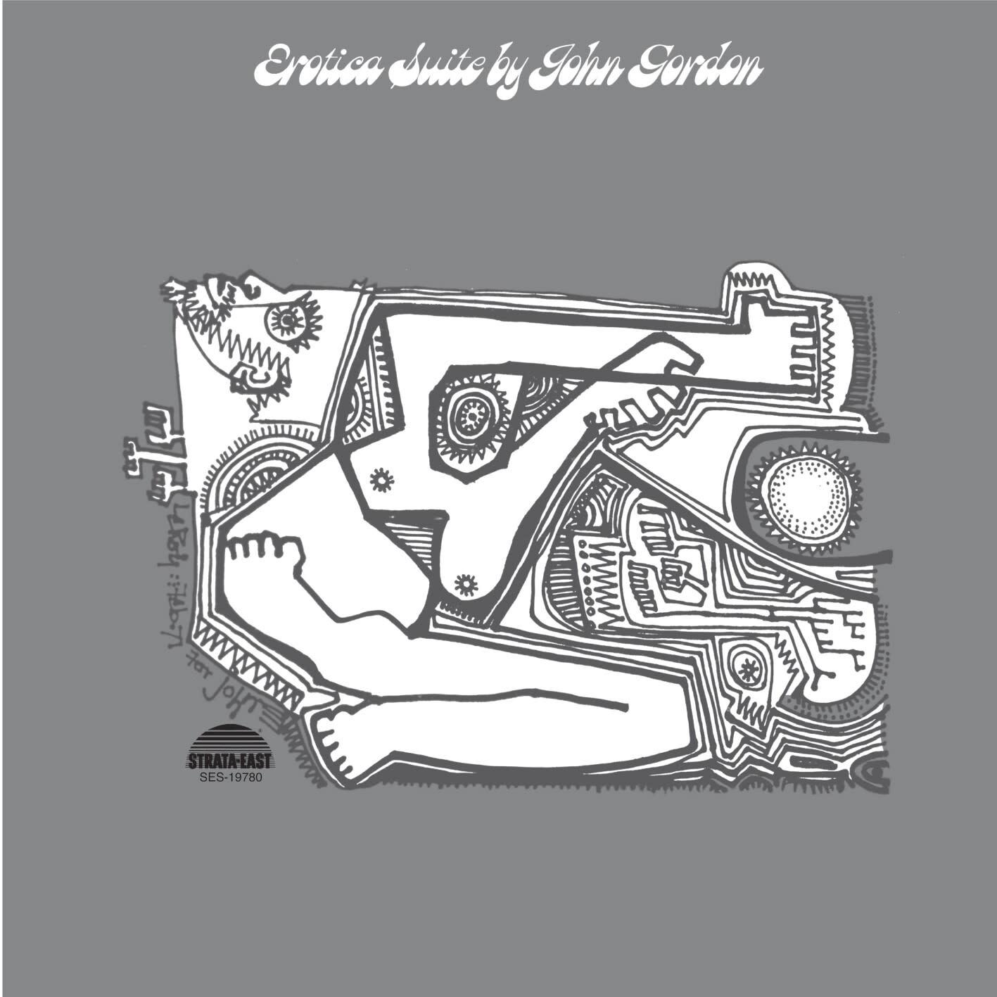 Jazz John Gordon - Erotica Suite (Pure Pleasure Audiophile Reissue)