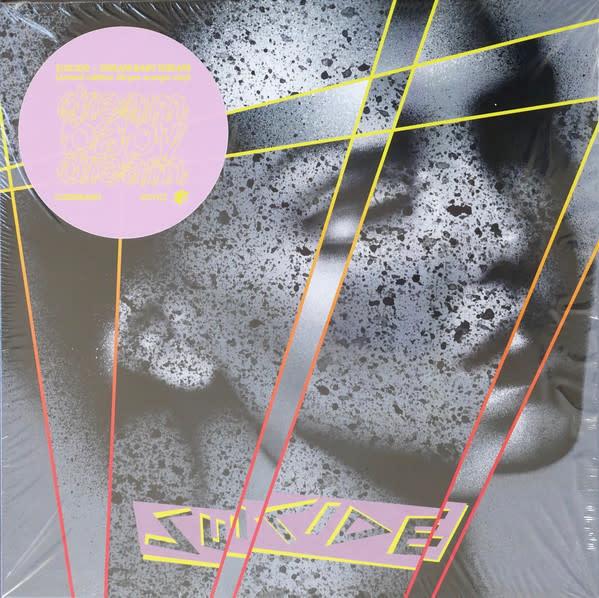Rock/Pop Suicide - Dream Baby Dream (Orange Vinyl) 25% Off! Was $29.99