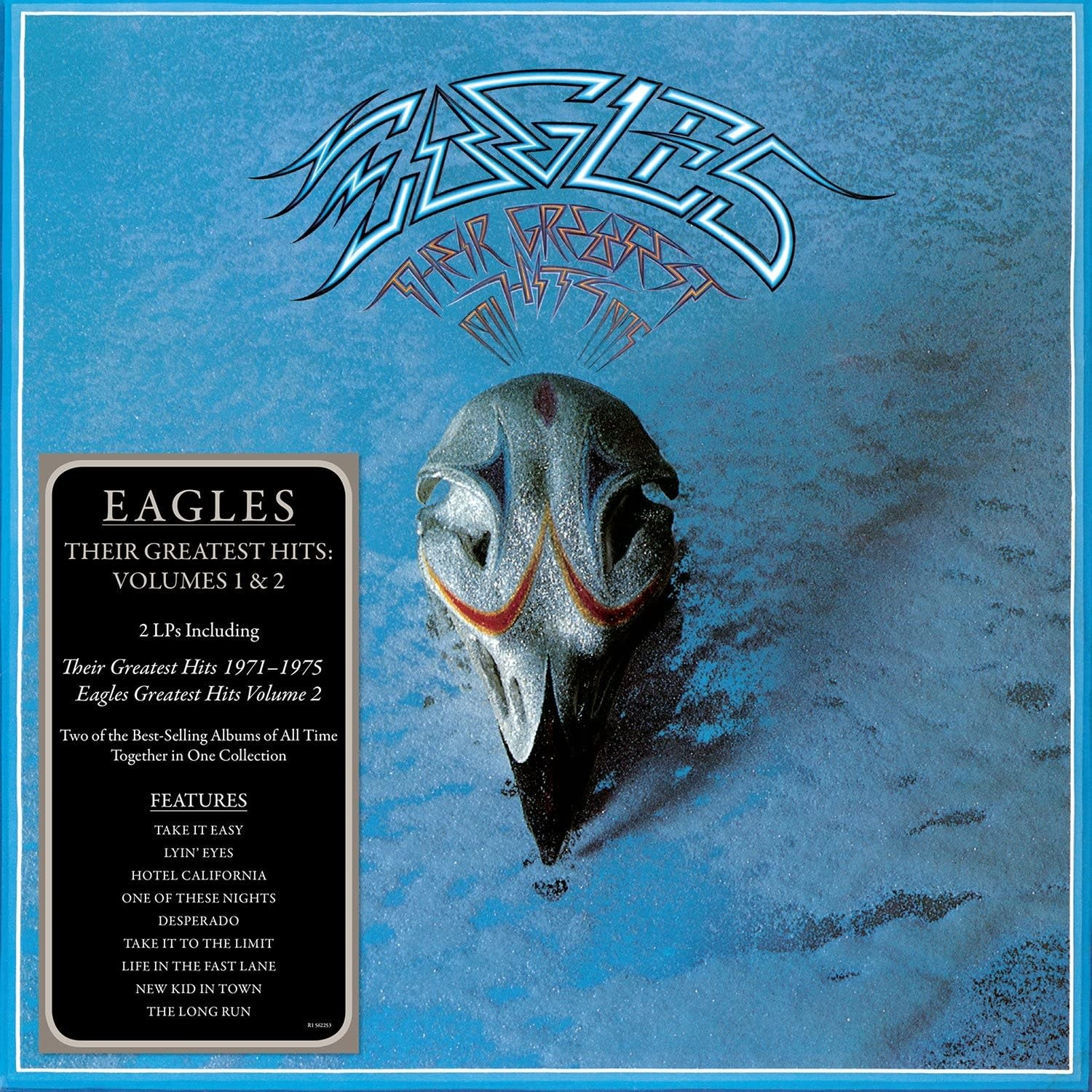Rock/Pop Eagles - Their Greatest Hits: Volumes 1 & 2