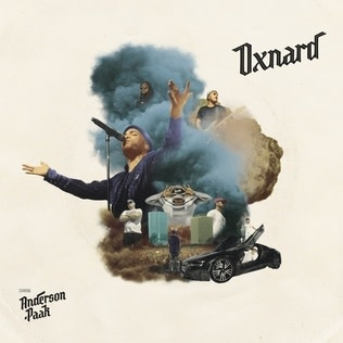 Hip Hop/Rap Anderson .Paak - Oxnard