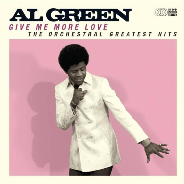 R&B/Soul/Funk Al Green - Give Me More Love: The Orchestral Greatest Hits (180g Pink Vinyl)