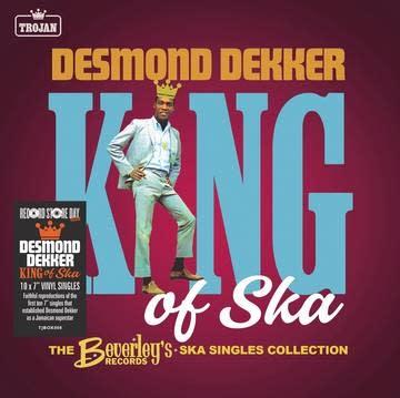 "Reggae/Dub Desmond Dekker - King Of Ska (10 x 7"" Box Set)"
