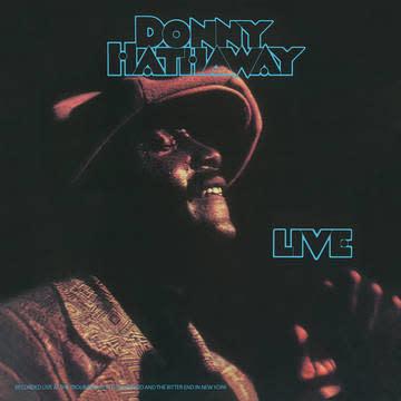 R&B/Soul/Funk Donny Hathaway - Live (180g Gatefold)
