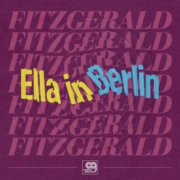 Jazz Ella Fitzgerald - Original Grooves: Ella in Berlin