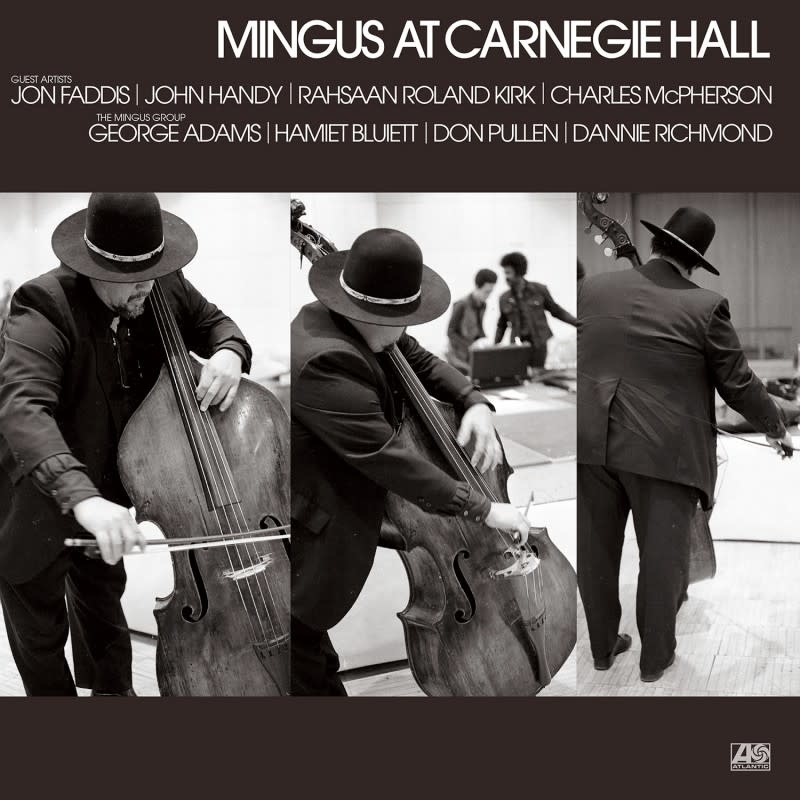 Jazz Charles Mingus - Mingus At Carnegie Hall (3LP Run Out Groove 2021 Reissue)