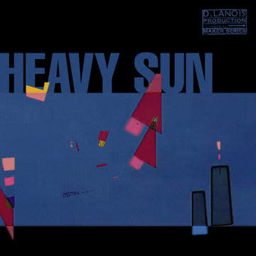 Rock/Pop Daniel Lanois - Heavy Sun (Colored Vinyl)