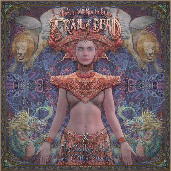 Rock/Pop ...And You Will Know Us By The Trail Of Dead - X: The Godless Void And Other Stories (Blue Marble Vinyl) (BELOW COST BLOWOUT!)