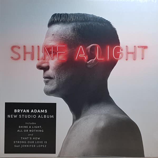 Rock/Pop Bryan Adams - Shine A Light (BELOW COST BLOWOUT!)