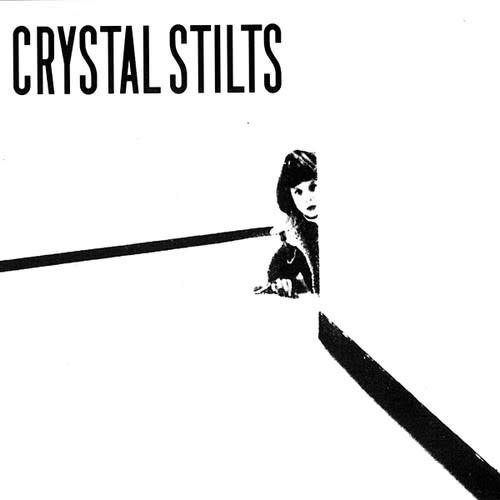 Rock/Pop Crystal Stilts - S/T (Woodist 2008) (VG+)