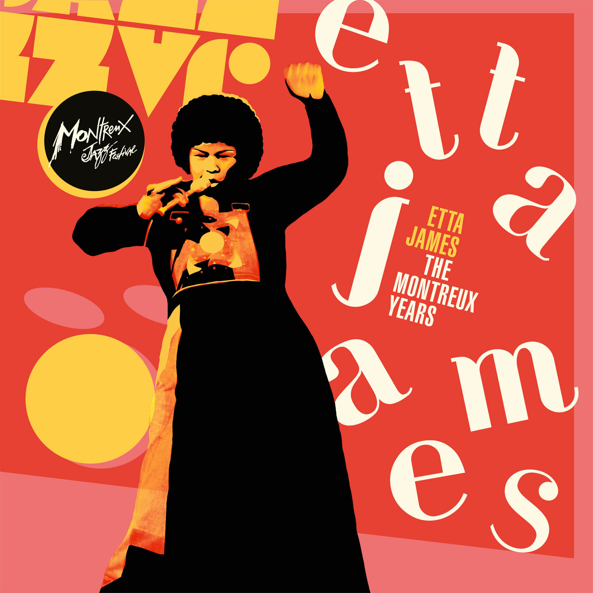 R&B/Soul/Funk Etta James - The Montreux Years