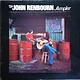 Folk/Country John Renbourn - The John Renbourn Sampler (1971 UK) (VG+)