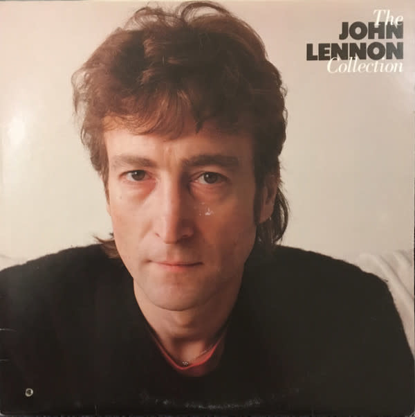 Rock/Pop John Lennon - The John Lennon Collection (VG++, small hole punch - bottom left)