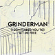 Rock/Pop Grinderman - (I Don't Need You To) Set Me Free (VG++)