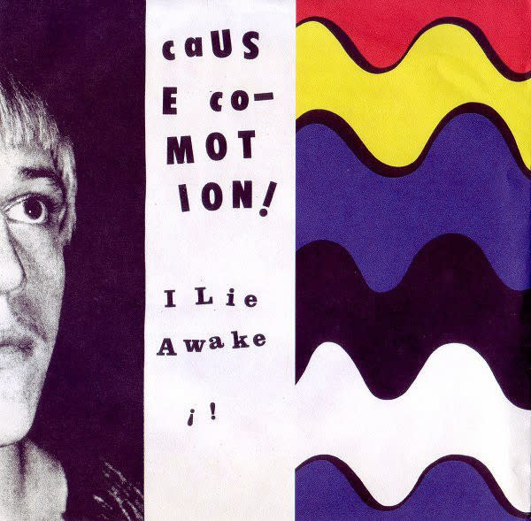 Rock/Pop Cause Co-Motion! - I Lie Awake b/w You Don't Say & Cry for Attention