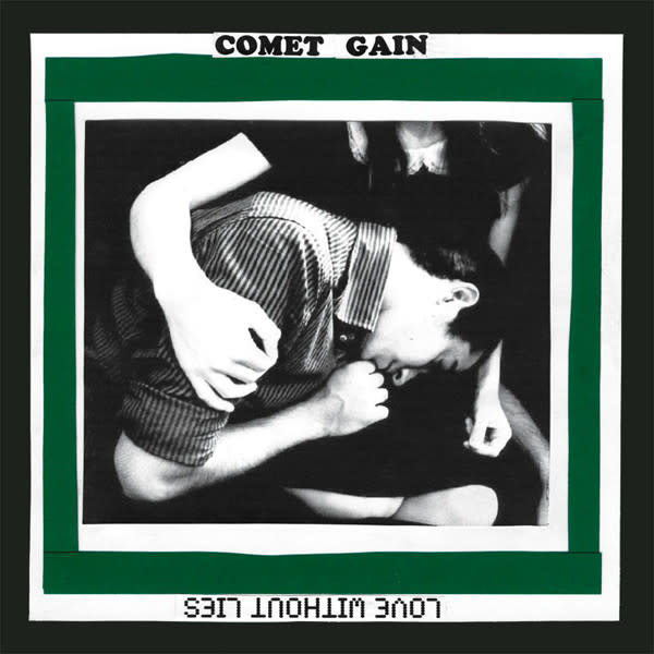 Rock/Pop Comet Gain - Love Without Lies b/w Books of California (VG+)